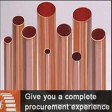 Tubos de cobre C12100 para aplicaciones industriales