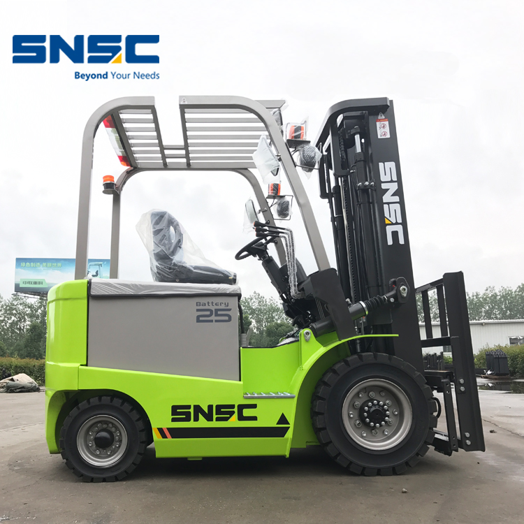 Electric Forklift (1)
