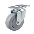 4inches Среднее колесо поворотного круга с быстрым стартовым колесом (2-4T01S-305)