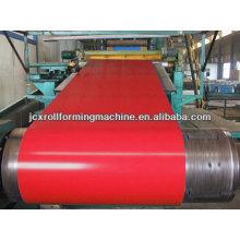 Espessura da bobina laminada a frio em aço inoxidável JCX 0,8mm