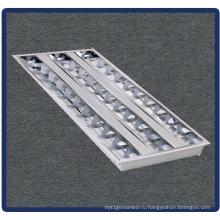 Кронштейн трубки, Утопленные установленные решетки Светильник 4X14W/Т5/600*600
