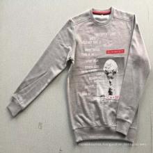 Men′s Sweatshirt with Print