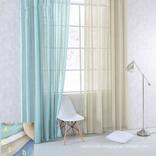 Home Deco Linen Like Window Curtains
