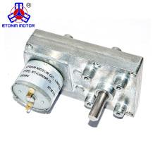 large torque dc flat gearbox motor 12v 24v