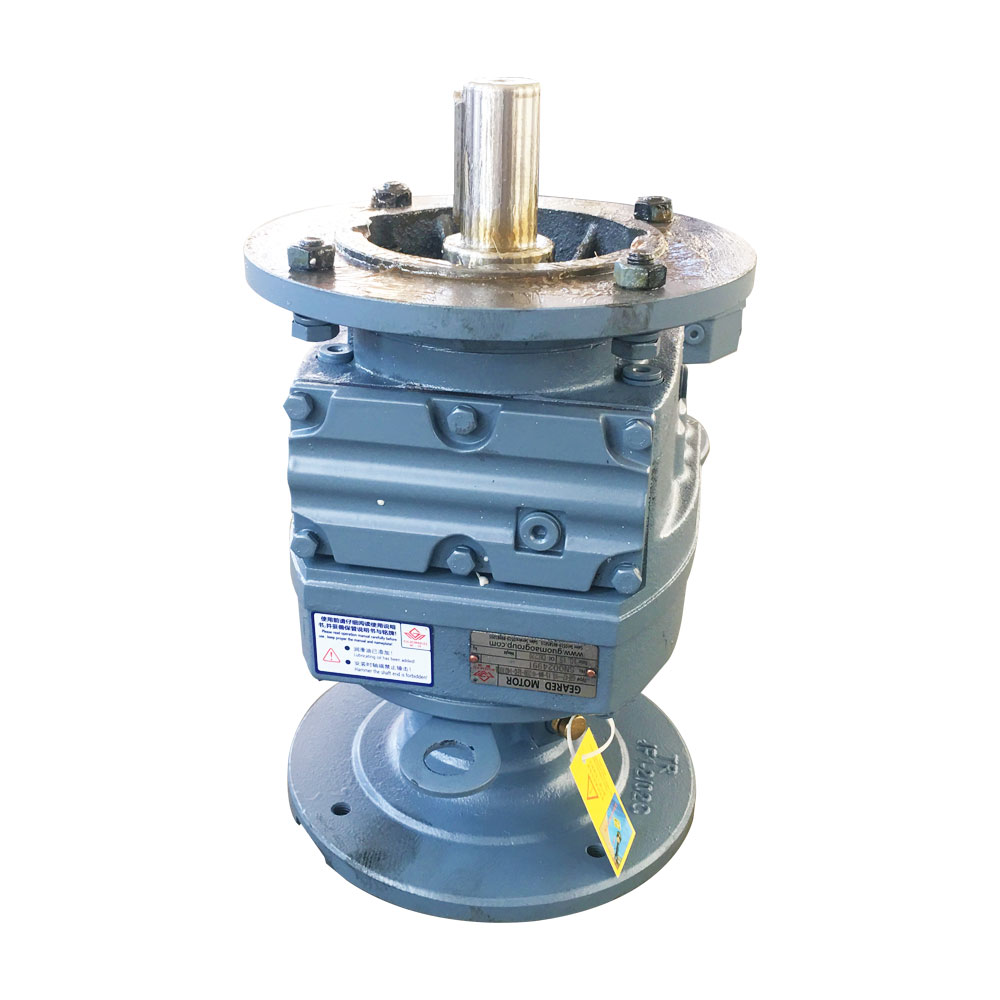 R Series Helical Gear Electric Motor Speed ​​Reducer