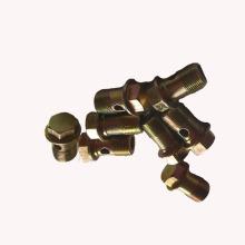 Болт ZL40.12.5-1 для запасных частей погрузчика
