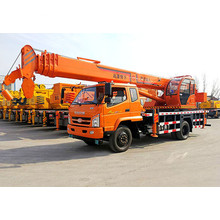 12 Ton Small Truck Crane For Sale