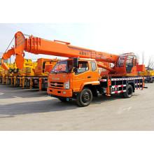 Guindaste pequeno do caminhão de 12 toneladas para a venda