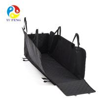 Водонепроницаемый автомобиля скамья Чехол для сиденья для домашних животных/собак/кошек протектор с ремнями