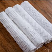 Tapis de bain d'hôtel 100% tapis de bain de coton