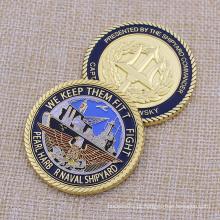 Metal U. S Moeda do Desafio da Corpo de Fuzileiros Navais