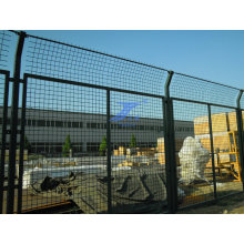 Factory Metal Frame Fence with Square Post (TS-L24)