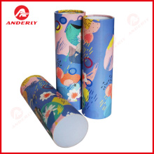 Gift Packaging Cardboard Tube Flexible Toys Packaging