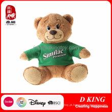 Brinquedos enchidos dos animais do urso como o presente relativo à promoção de Similac