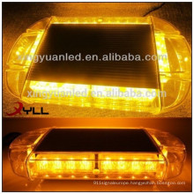 24 LED Emergency Warning mini light bar With Magnetic,24W Mini light bar for police used