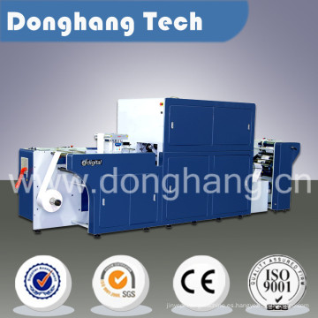 Impresora digital para película plástica