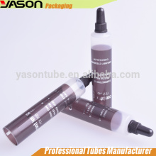 cosmetic packaging plastic container nozzle tube
