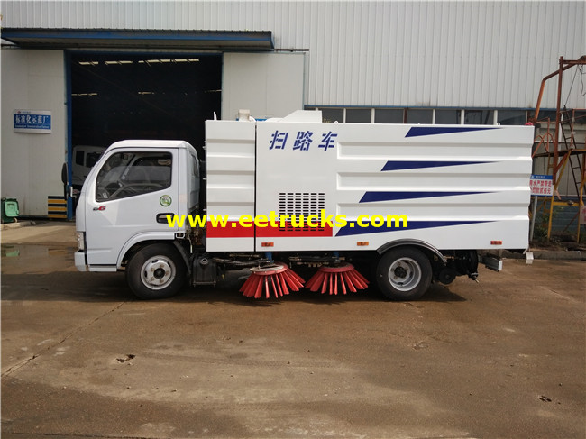 Dongfeng Vacuum Sweeper Trucks