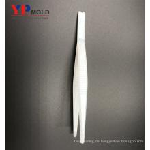 medizinische Zange Kunststoff Spritzgussform und Formteil