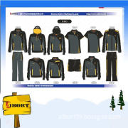 Sublimated Sport Wear, Fashion Quick-Drying Sports Wear for Man and Women (SSG)