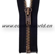 #5 Anti-Brass Zipper O/E a/L