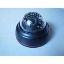 Video Surveillance Black Varifocal Vandal Proof IR Dome Cam