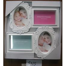 White 4x6 inch Collage Photo Frame