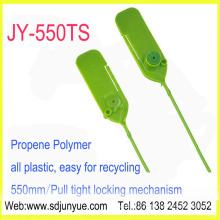 Joint de haute sécurité (JY550-TS), tirez les joints résistants serrés avec le panneau d'écriture