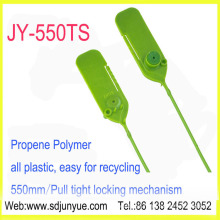 Vedação de alta segurança (JY550-TS), Puxe os vedantes de alta resistência com o painel de gravação