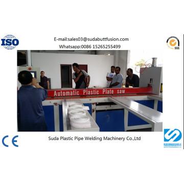 Máquina de corte plástica automática da folha do comprimento Mjd-A3100 de 3050mm