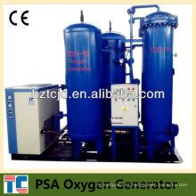 Hangzhou Fabricantes de la planta de producción de oxígeno 300Bar presión
