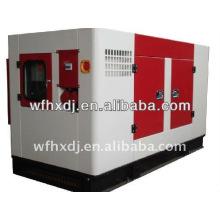 Super quailty 112kw silencioso gerador diesel lovol com CE