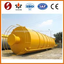 100-тонный передвижной бункер для цементного силоса