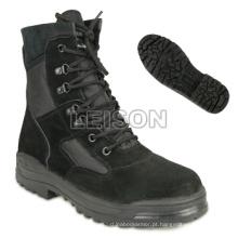 Tactical Botas de couro integral Leathe grãos / Anti-Slip e Anti-Abrasion / pode usar para qualquer lugar