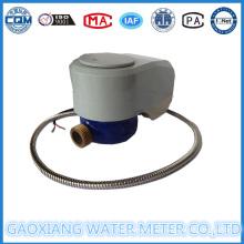 Medidor de agua de lectura remoto fotoeléctrico con cable Dn15-Dn25
