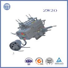 Disyuntor de exterior Zw20 de la marca Mingde