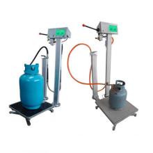 Автомат для наполнения газообразным азотом