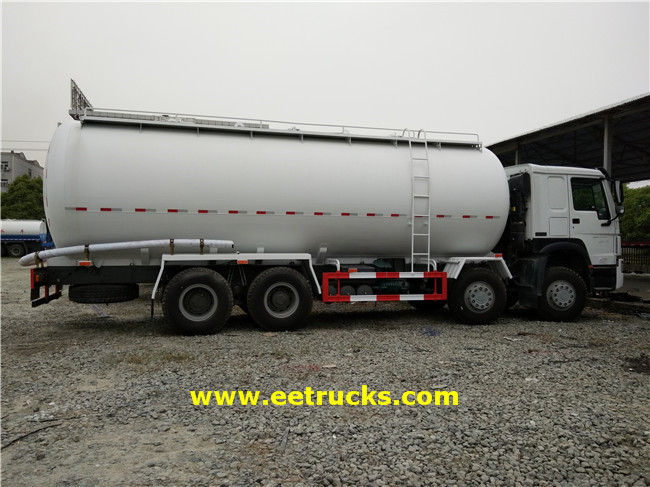 12 Wheeler Cement Tank Trucks