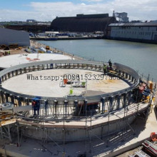 Lipp silo forming machine