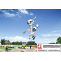 City Decoration Stainless Steel Sculpture
