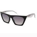2018 Acetato italiano Moda para mujer Logotipo personalizado Gafas de sol en oferta