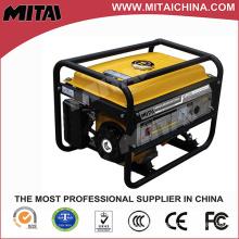 Электрические генераторы с бензиновыми двигателями Powered by Mt190f Engine