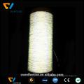 высокий световой светятся в темноте светоотражающие пряжи для вязания