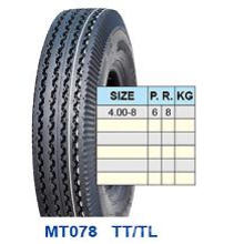 Neumático de la motocicleta 4.00-8