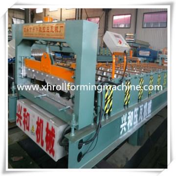 Beliebte verzinktem Stahl Dachziegel Maschine