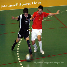 Interior / Exterior de Fútbol / Futsal / Footbal Plástico / PVC Suelo
