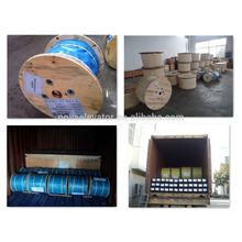 Elevator steel wire rope for binding
