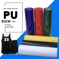 Pu heat transfer vinyl stickers