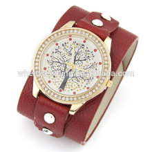 Cheap custom watch cute leather watches