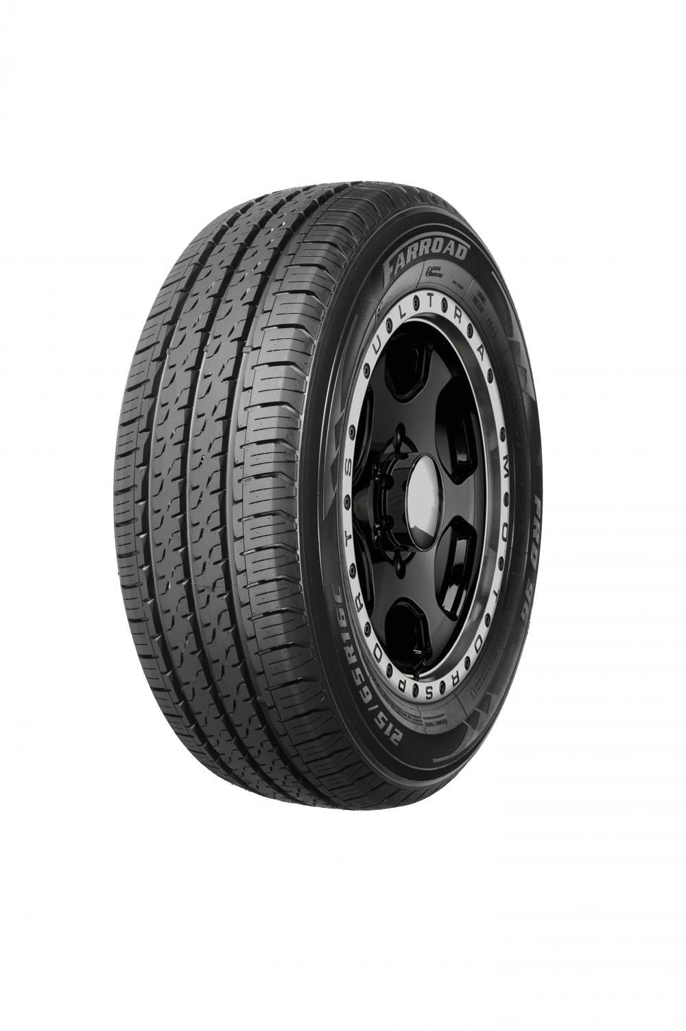 Light Truck Tire 195 / 70R15C